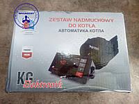 """КОМПЛЕКТ котла (реле управл.+вентилятор) """"KG"""" SP-30+DP-02"""