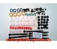 Набор пластиковых крепежных изделий ВАЗ 2107