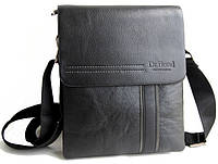 Мужская сумка-планшет Dr.Bond. Кожаная мужская сумка. Мужская сумка. Сумка через плечо. Молодёжные сумки. , фото 1
