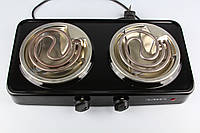 Электрическая плита Элна 200Н 2х-конф. узкий тэн