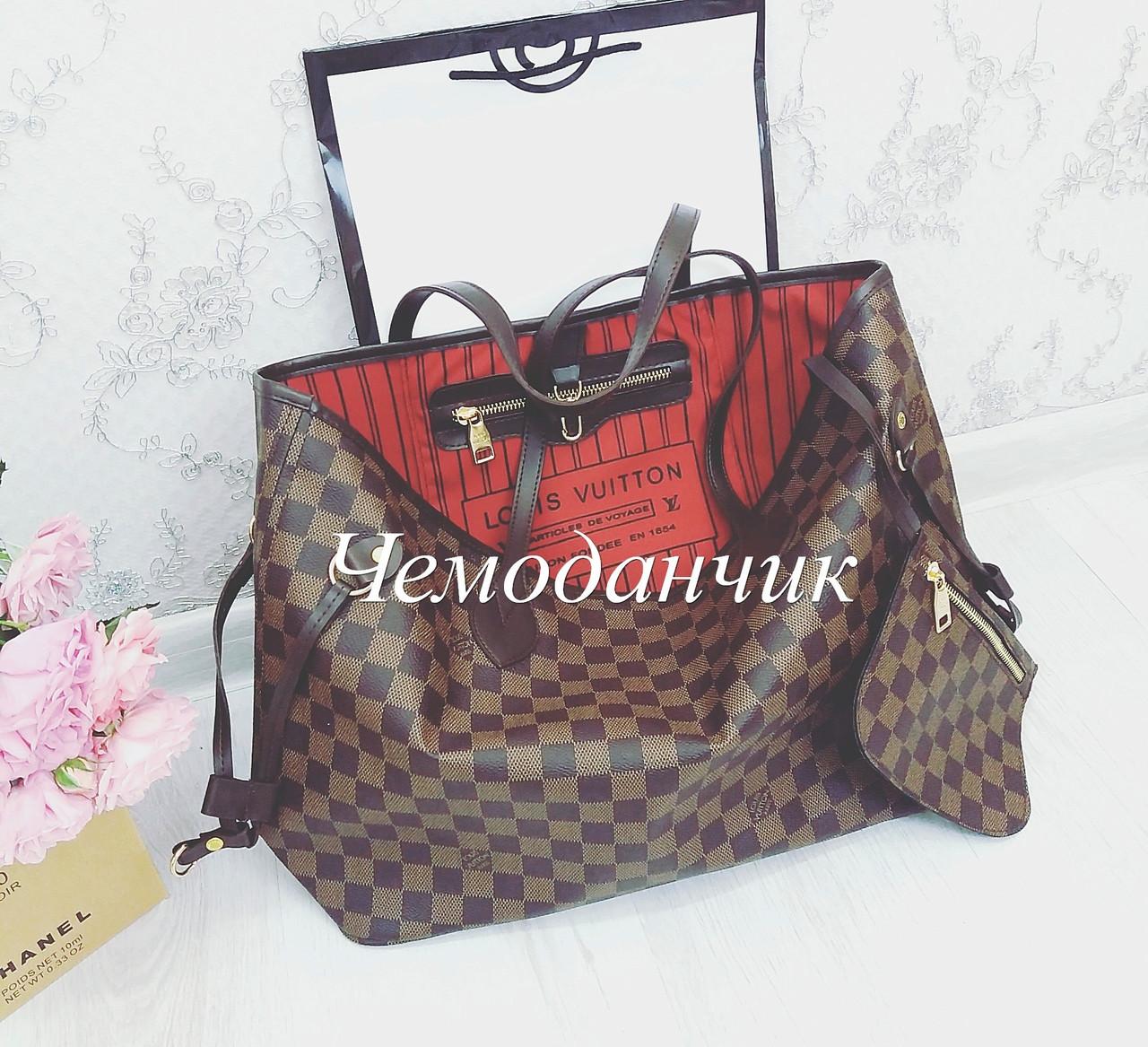СУМКА ЛУИ ВИТТОН Неверфулл Louis Vuitton Neverfull в расцветках -  ЧЕМОДАНЧИК - самые красивые сумочки по 8729537fd15