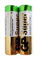 Батарейки GP Super Alkaline (щелочные) АА R6 - 1 штука