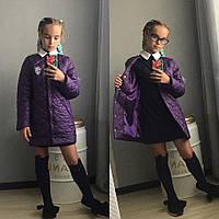 Подростковая куртка-пальто Цвета 300 LK, фото 1