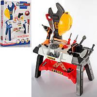 Детский игровой набор инструментов с верстаком T103-2-104-2