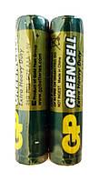 Батарейки GP Greencell Extra Heavy Duty (солевые) ААА R03 - 1 штука