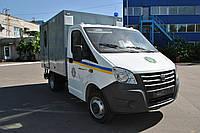 Автомобиль для перевозки заключенных KrASZ-ASAZ57