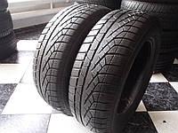 Шины бу 205/60/R16 Pirelli SottoZero Winter 210 зима 6мм 2010г