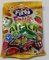 Желейные конфеты Fini Fruit Attack Фини Фруктовая Атака 100 грамм