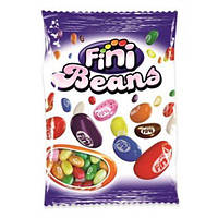 Жевательные конфеты FINI JELLY BEANS Colorful Rainbow Retro Candy Fat Free 90g