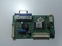 Плата монитора, скалер LG L1952S V1.5 L1X52S 68709M0349D LM57A