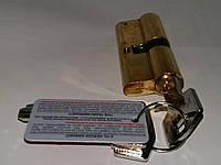 Цилиндровый механизм kale 164 BN/68 (26+10+32) mm латунь 5 кл.