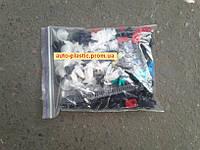 Набор пластиковых крепежных изделий ВАЗ 2115