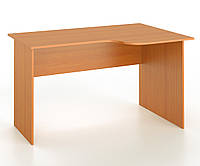 Стол письменный угловой закругленный, фото 1