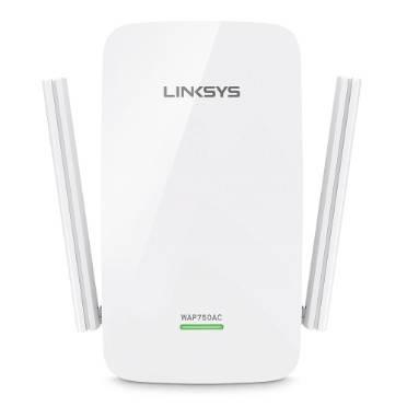 Точка доступа LINKSYS WAP750AC - EU/ AC750 DUAL-BAND WIRELESS ACCESS POINT точка доступа, фото 2