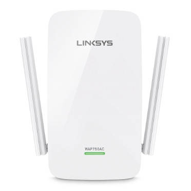 Точка доступа LINKSYS WAP750AC - EU/ AC750 DUAL-BAND WIRELESS ACCESS POINT точка доступа, фото 2