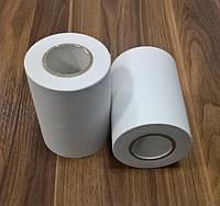 Лента обмоточная тефлоновая белая для теплоизоляции PVC  0.13мм х105мм x25м  4VENT