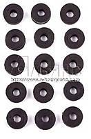 Комплект резиновых втулок грохота комбайна Нива 44-00241 (арт.932)