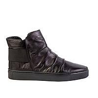Женские ботинки The Flexx В108-59-4_2-4-1 черн. кож.