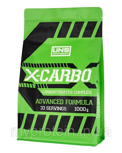 UNS Карбо (углеводы) X-CARBO1 kg