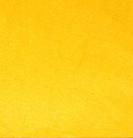Фетр А4 1мм цв.Yellow