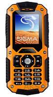 Мобильный телефон Sigma mobile X-treme IT67 Dual Sim Orange