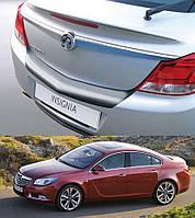 Накладка заднего бампера Opel Insignia 4/5 Door 2008-2013 , фото 1
