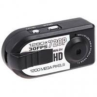 Миникамера Minicamera Мини Камера с датчиком звука 720 720P HD