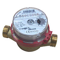 Apator счетчик воды JS-90 Smart C+, DN=20, Qn=4, горячая вода.