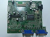 Плата монитора, скалер Asus VW191S CHASSIS:200-100-2A1D-CH 889-ALG-A191ABW-CJZH TSUM66AWHJ-LF-1