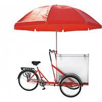 Электровелосипед трехколесный грузовой Vega Riksha-2 Термобокс