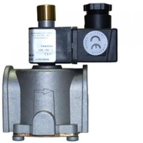 Клапан электромагнитный газовый MADAS н.з., Ду 20, Р=500мбар Madas Снято с производства