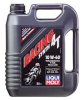 Масло моторное LIQUI MOLY 4T 10W-60 HDRACING SYNTH (синтетическое) 1L