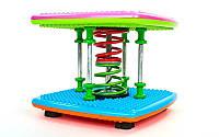 Степпер тренажер Dance Stepper Twist Run FI-4813  s