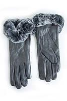 Теплые молодежные зимние перчатки Felix с мехом