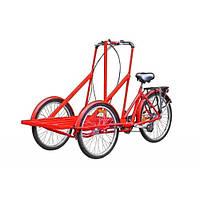 Электровелосипед трехколесный грузовой Vega Riksha-2 Шасси