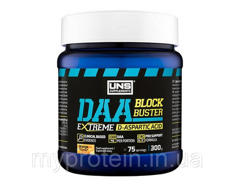 UNS д-аспарагиновая кислота DAA 300 g