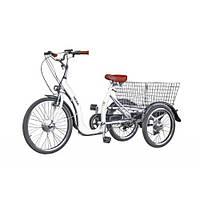 Электровелосипед трехколесный грузовой Vega HAPPY VIP