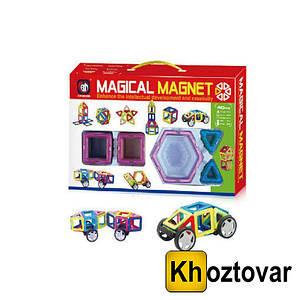 Детский магнитный конструктор Magical Magnet 40 PCS