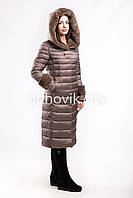 Демисезонное утепленное пальто Monte Cervino 768