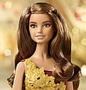 Кукла Барби Barbie коллекционная Праздничная в красном платье Barbie Holiday Doll DRD25, фото 7