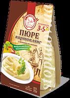 Пюре картофельное с чесноком и зеленью, 70 г