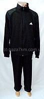 Мужской спортивный костюм, трикотаж (56-62, батал) — купить качественный недорого оптом в одессе 7км