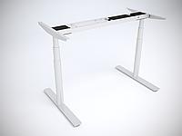 Рама стола Modern регулируемая по высоте для работы сидя-стоя с двумя моторами