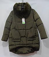 Куртка пуховик женская осень\весна , фото 1