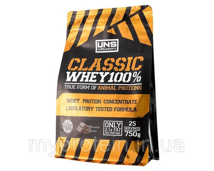 UNS Протеин сывороточный Classic Whey 100% 750 g