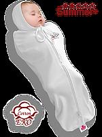 Трикотажные пеленки-кокон
