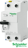 Устройство защитного отключения ILD 2р. 40А АС 30  Schneider Electric(УЗО)
