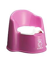 Горшок-кресло Babybjorn Potty Chair розовый, фото 1