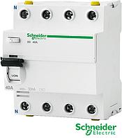 Устройство защитного отключения ILD 4р. 40А АС 30  Schneider Electric(УЗО)