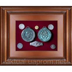 Коллаж Монеты Киевской Руси